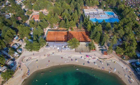 Camping Valkanela - Adriatico.nl