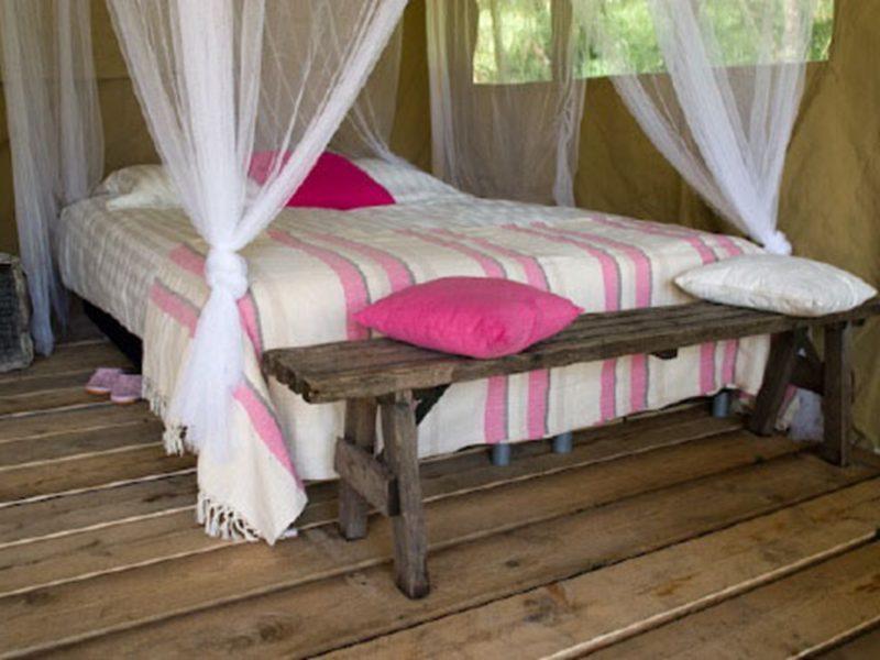 Tendi tent slaapkamer