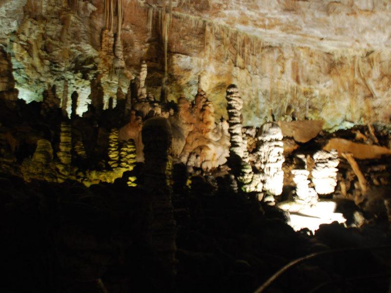 Trieste grotta gigante