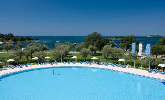 Glamping aan de Adriatische kust