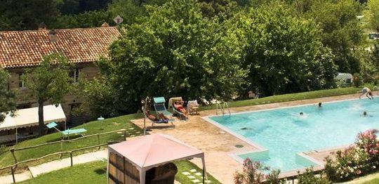 Kleine campings aan de Adriatische kust