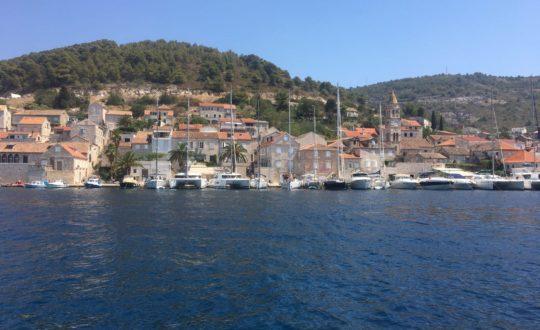Eiland hoppen vanuit Split