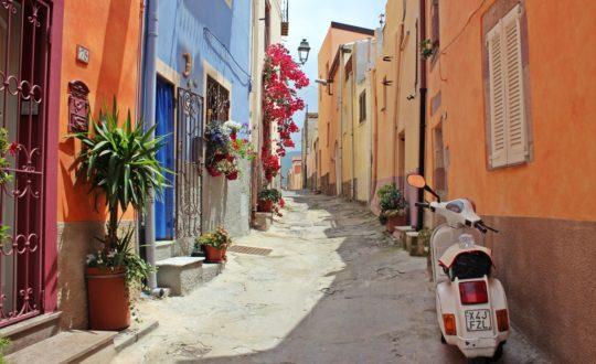Ontdek de Adriatische kust per scooter