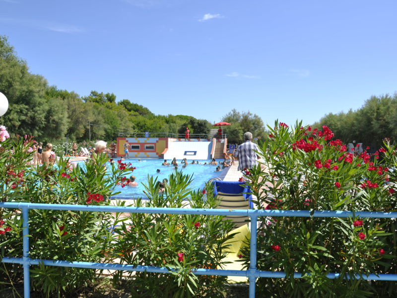 Villaggio San Francesco - Adriatico - uitzicht zwembad