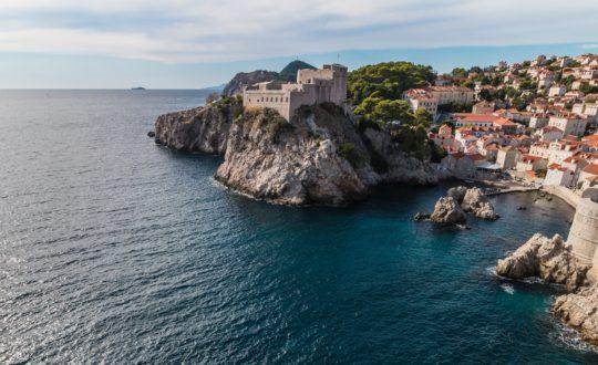 3x kamperen in Dalmatië