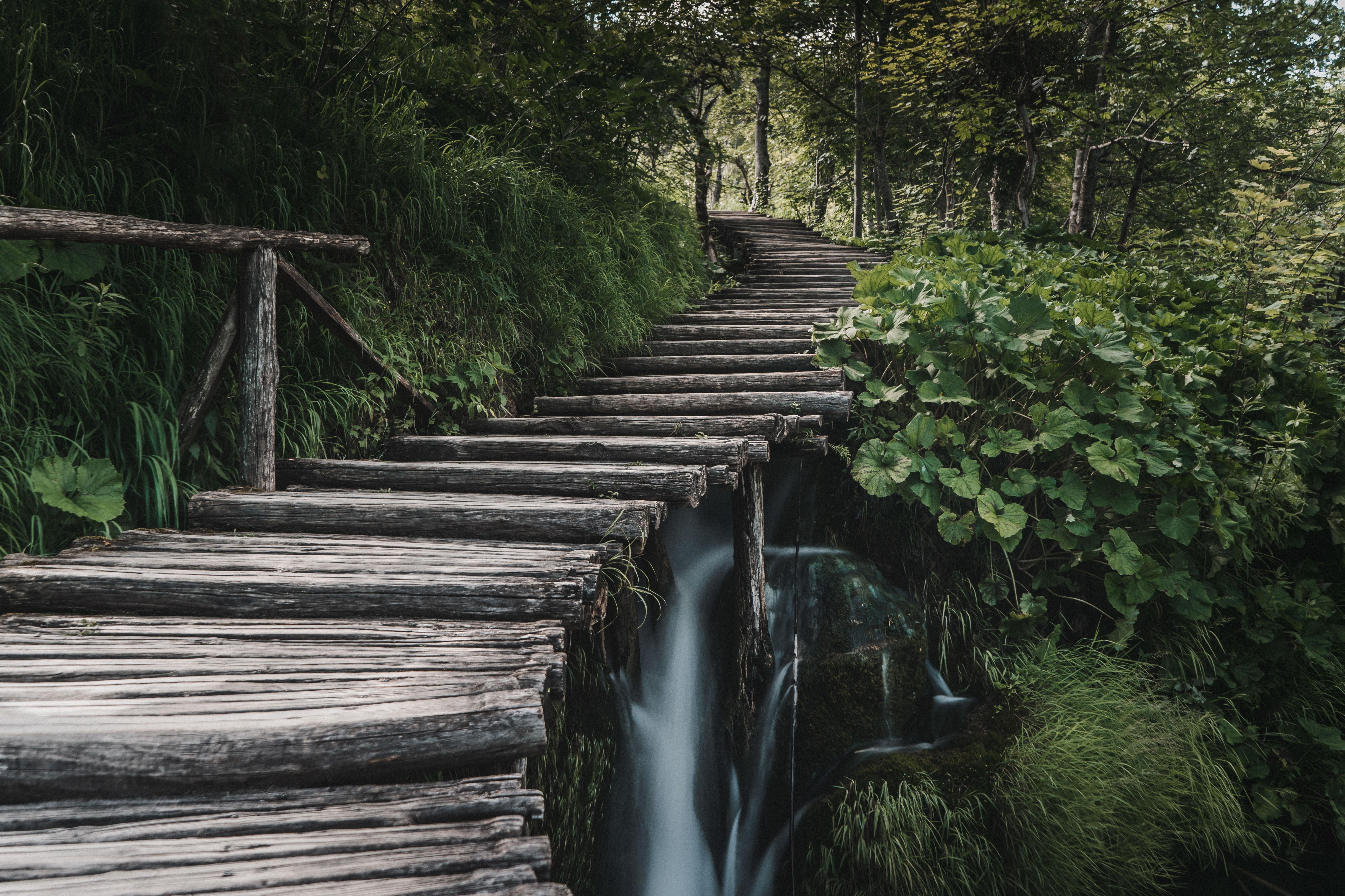 Plitvice National Park brug
