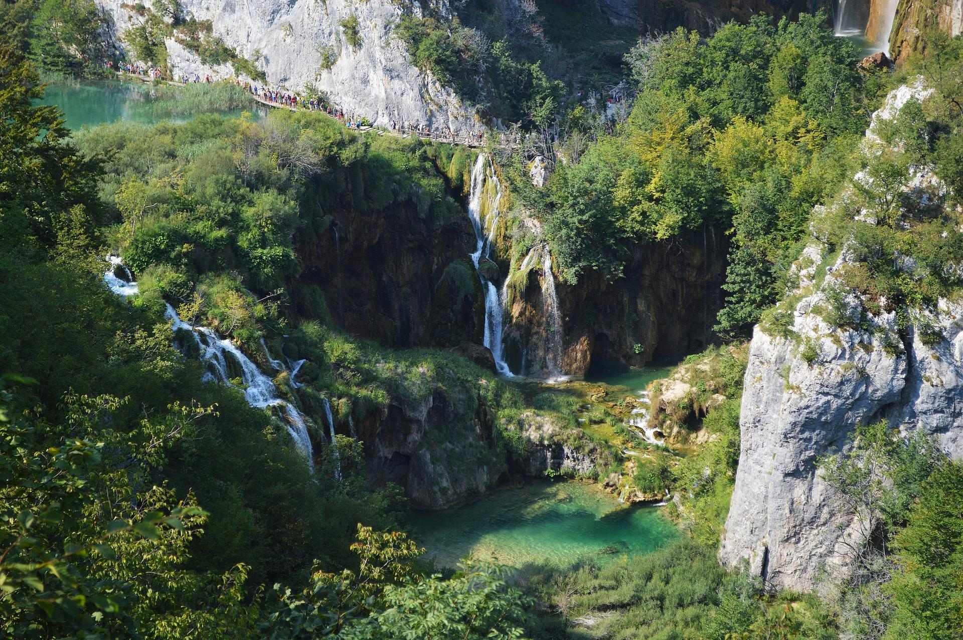 nationaal park in Kroatië - vakantie in Kroatië