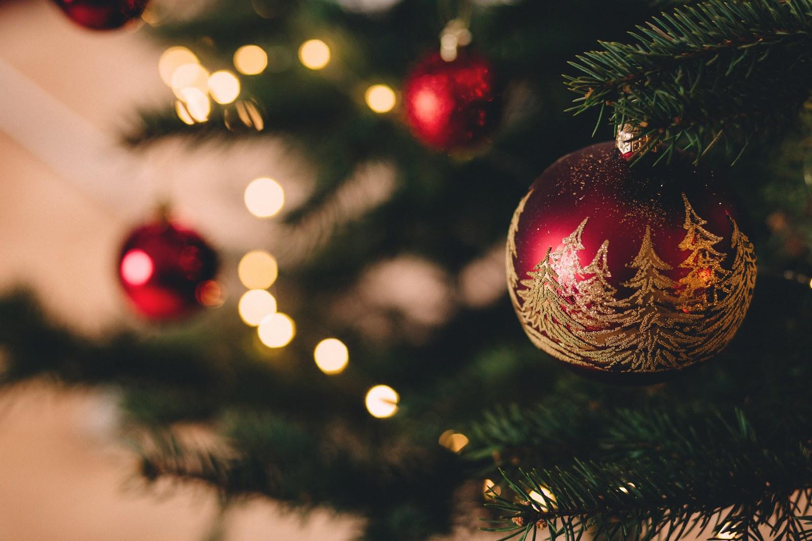 Kerstboom - feestdagen doorbrengen in Italiaanse sferen
