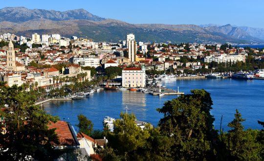 Een bezoek aan Split