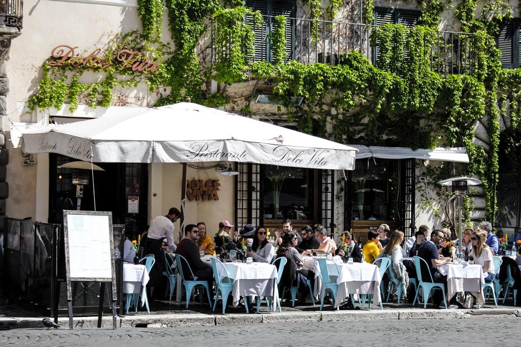 Restaurant - Italiaanse vakantiegevoel - Adriatico.nl