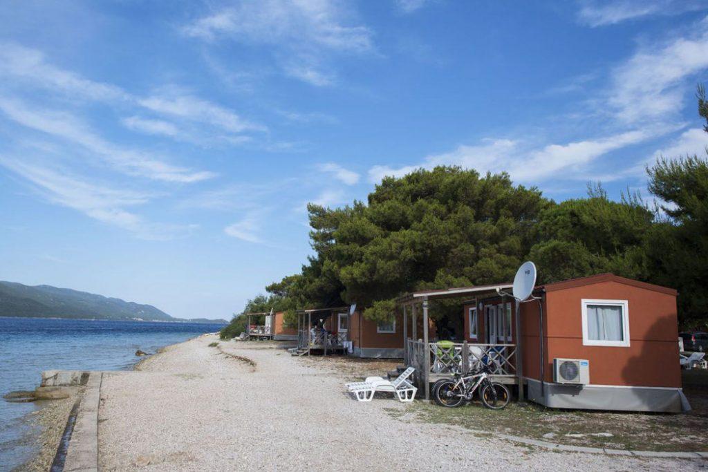 Camping Perna Kroatië Adriatische Kust