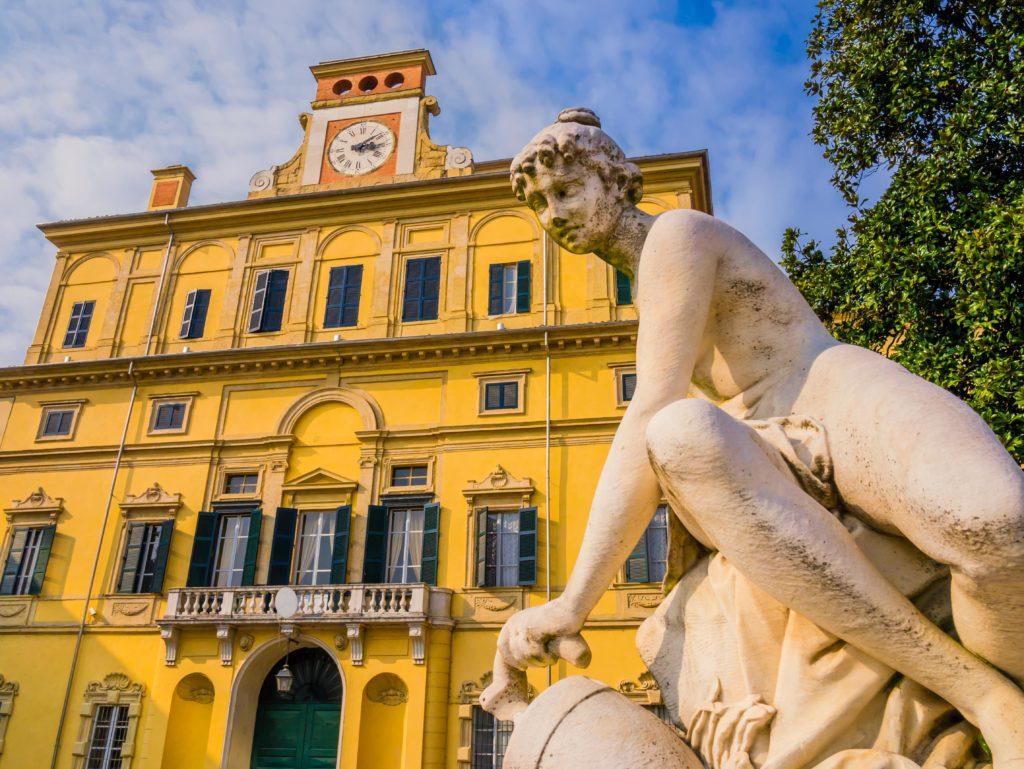 Italiaanse stedentrip Parma