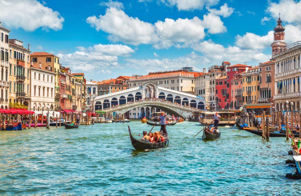 Kanalen van Venetië