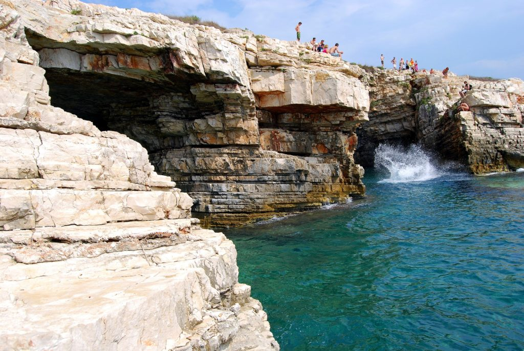 Snorkelen in Kroatië, Kaap Kamenjak